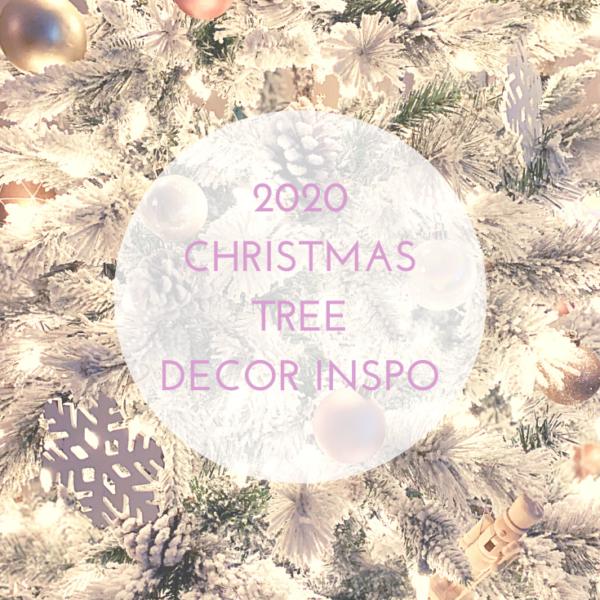 Christmas Decor Inspo: My Blush Christmas Tree Reveal