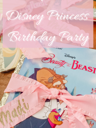 The Ultimate Disney Princess Birthday Party (1)